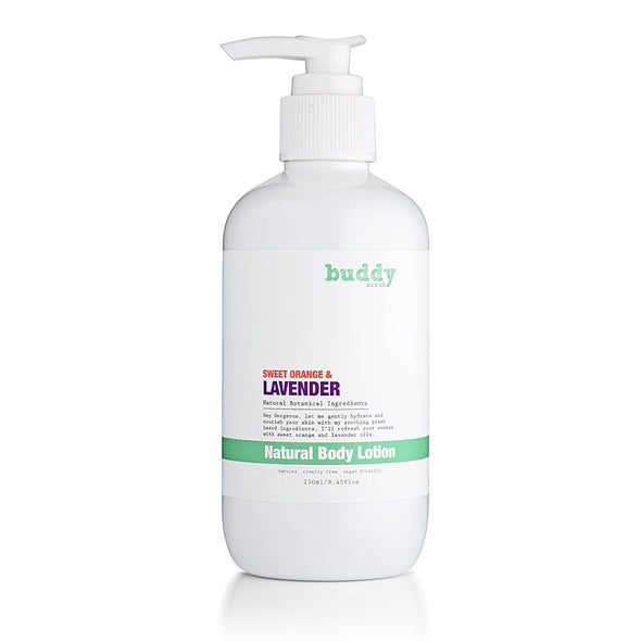 Sweet Orange & Lavendar Body Lotion - 250ml