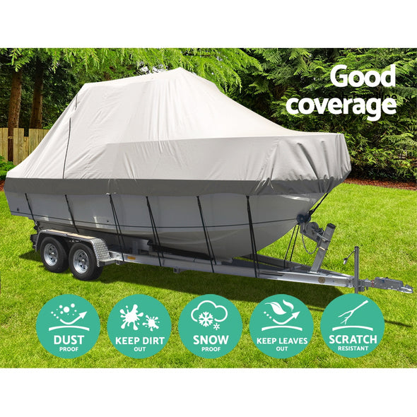 Seamanship 23 - 25ft Waterproof Boat Cover