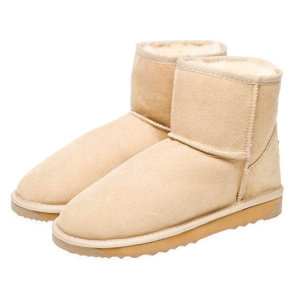 Australian Leather Ugg Boots Classic Ultra Short