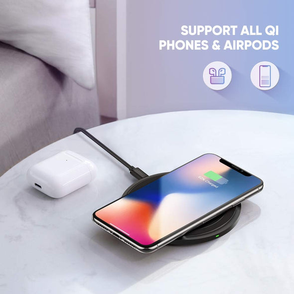 UGREEN QI Wireless charger Black 60470