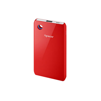 APACER Mobile Power Bank B513 6000mAh Red