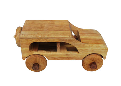 Wooden CRV Car