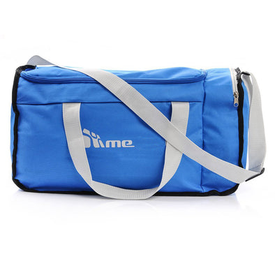 40L Foldable Gym Bag (Blue / Grey)