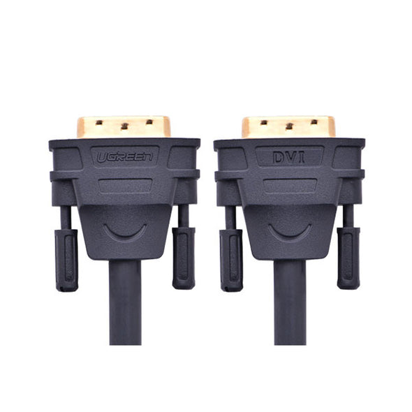 UGREEN DVI Male to Male Cable 5M (11608)
