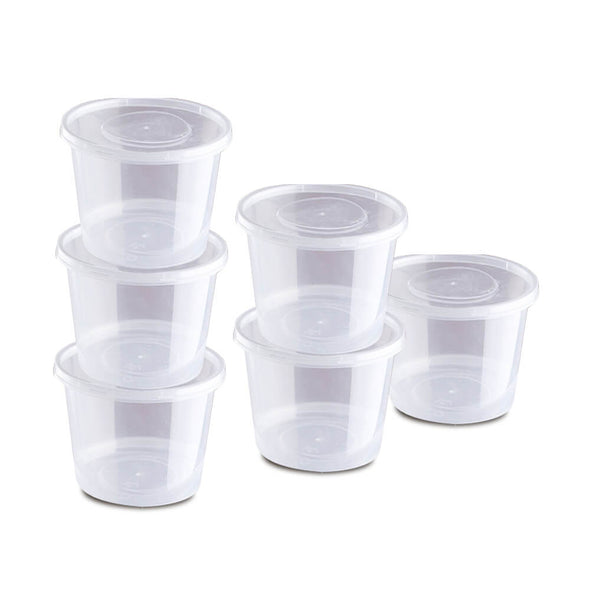 750ml Round Take Away Food Containers
