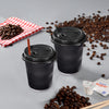 200pcs Disposable Takeaway Paper Cups