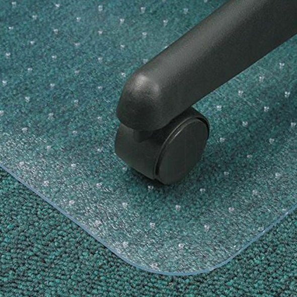 Home Office Room Work Carpet Chair Mat Computer Floor Protector 120x90cm