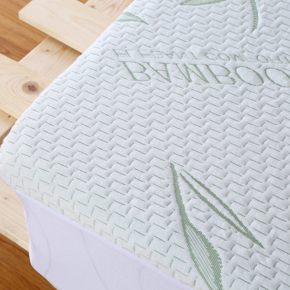 DreamZ  Queen Fully Fitted Waterproof Breathable Bamboo Mattress Protector