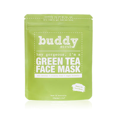 Green Tea Face Mask - 100g