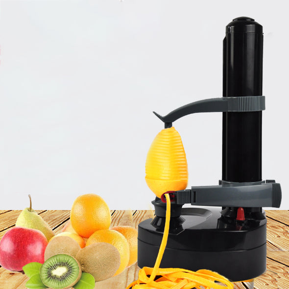 New Electric Automatic Peeler Kitchen Potato Fruit Apple Orange Veg Peeling Tool