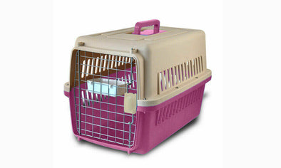 PaWz Airline Dog Cat Portable Tote Crate Pet Carrier Kennel Travel Carry Bag