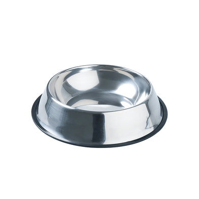 Stainless Steel Dog Bowl 750ml