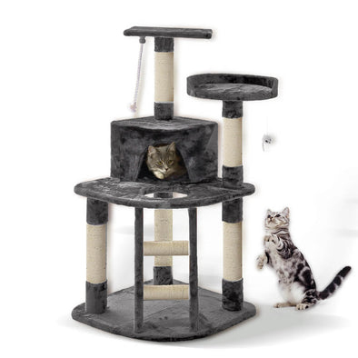 PaWz 1.2M Cat Scratching Post Tree Gym House Condo Furniture Scratcher Tower