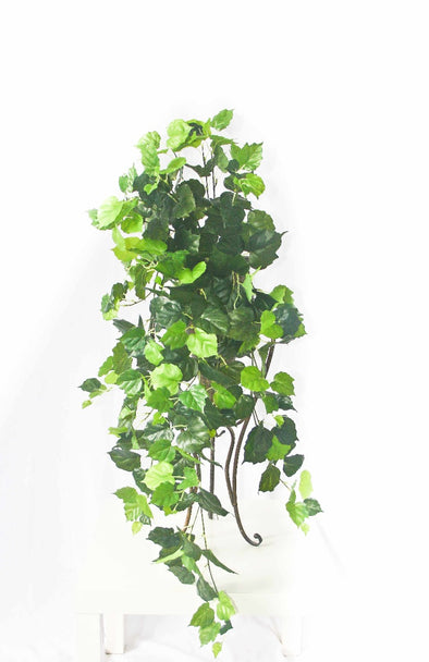 Variegated Hanging Foliage Bush 100cm