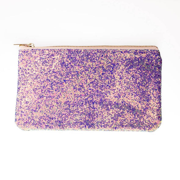 Glitter Bag - Purple