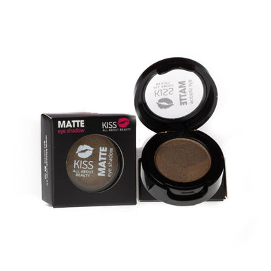 Kiss Eyeshadow Matte - E08
