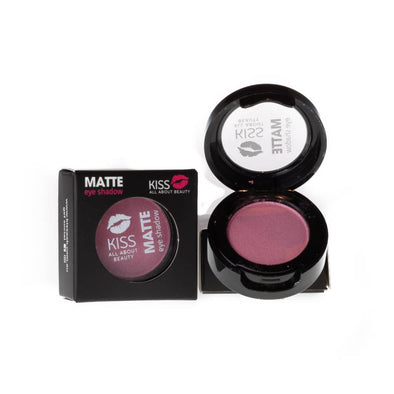 Kiss Eyeshadow Matte - E12
