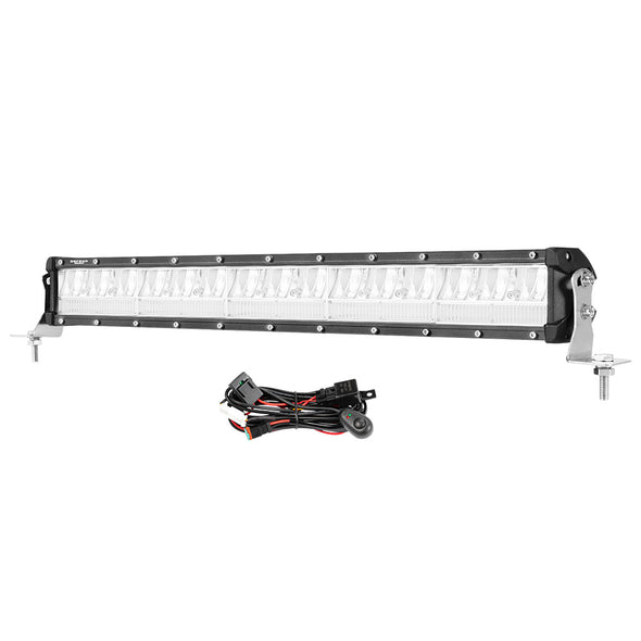 "DEFEND 22inch Cree LED Light Bar Combo Driving Lamp Offroad 4WD SUV Truck 20""23"""