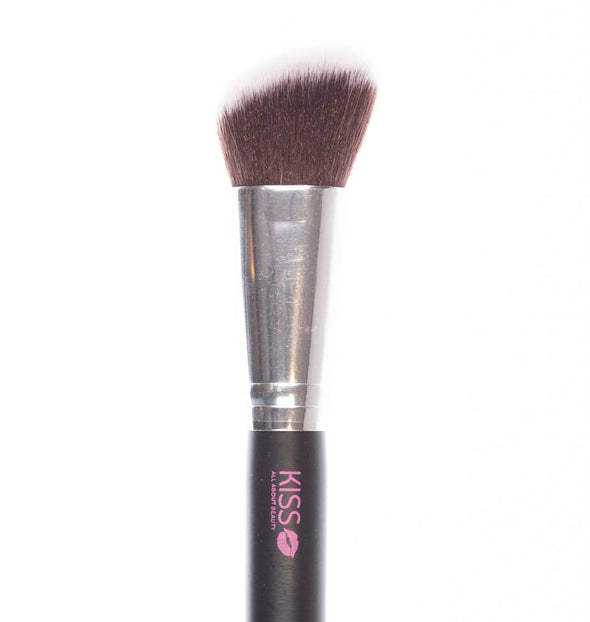 Kiss Makeup Brush - #7 Angled Contour