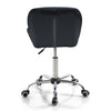 Levede Swivel Computer Desk Office Study Chair PU Leather Gaming Chair Black