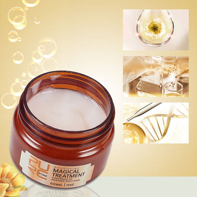 MOONBIFFY Deep Repair Moisturizing Hair Mask