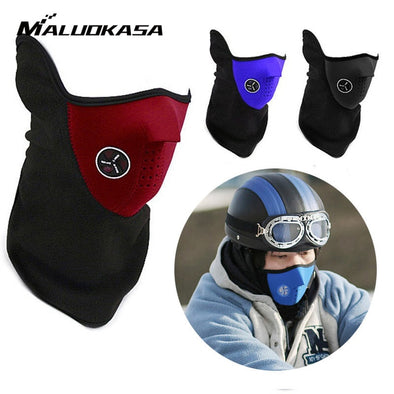 Unisex Sports Outdoor Scarf Protecting Mask
