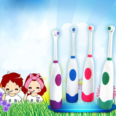 TSMILE 1 Set Electric Toothbrush with Brush Heads