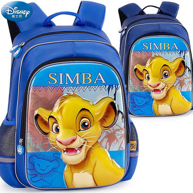 Lion King's Simba School Backpack Bag for Boys