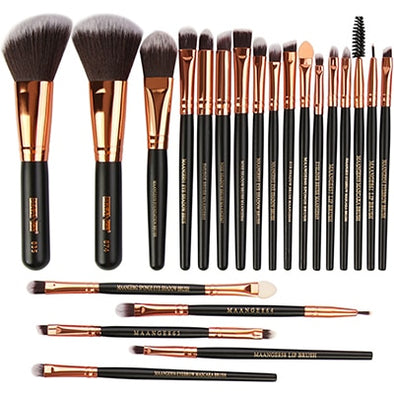 Professional Cosmetic Brush Kit
