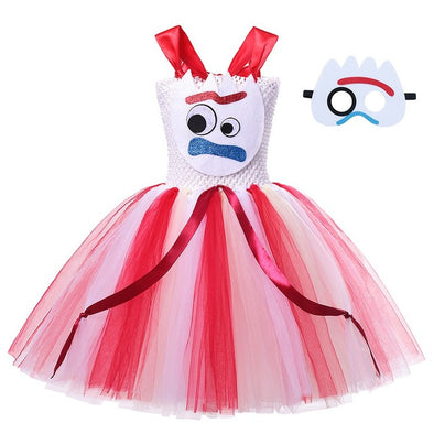 Muababy Pageant Party Outfit For Girls