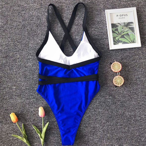 INGAGA One-Piece Swimsuit