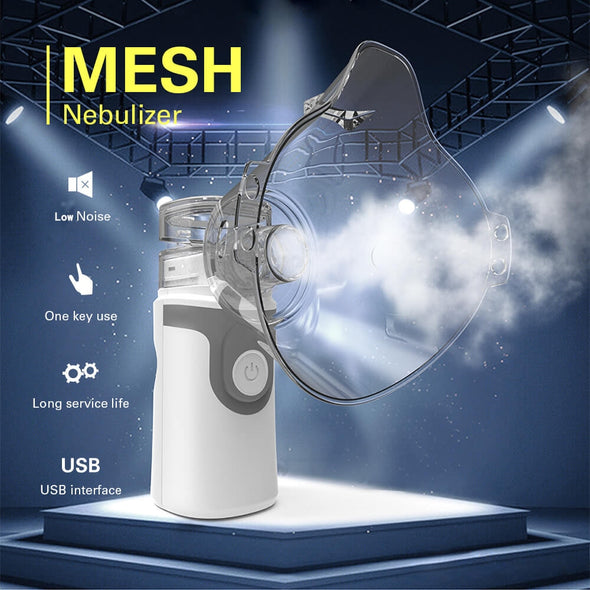 Mini Handheld Rechargeable Nebulizer for Kids