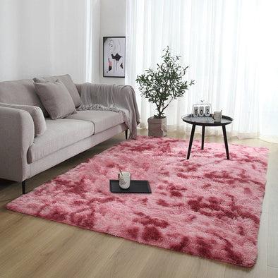 Plush Living Room Carpet