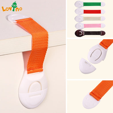 Kids Safety Strap Locks Set