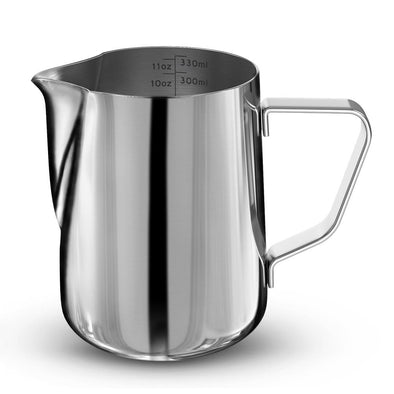 Frothing Steaming Pitcher Garland Cup 350ml