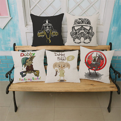 Decorative Cushion Cover star wars