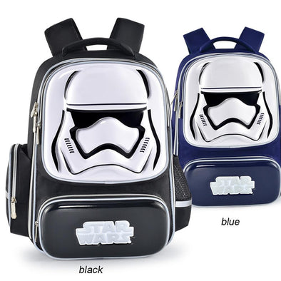 3D Star Wars Stormtrooper Backpack for Boys