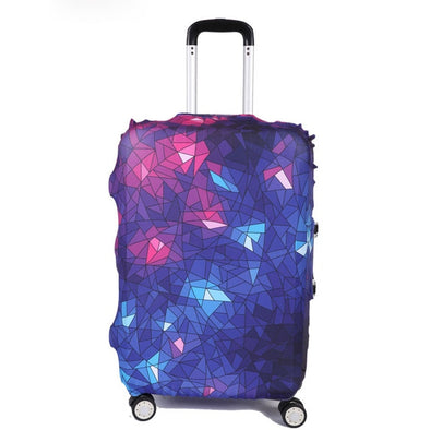 Stained Glass Protective Case for Luggages