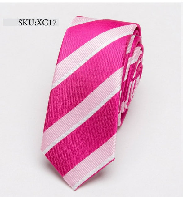 Slim Ties For Men