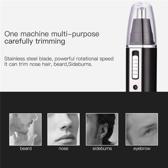 Kemei 4 in 1 Electric Hair Trimmer