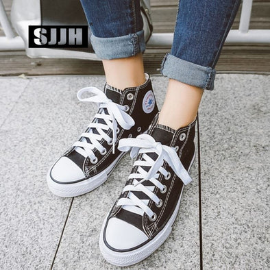 High-top Comfortable Sneakers