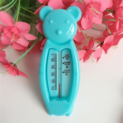 Bear Shape Kids Bath Thermometer