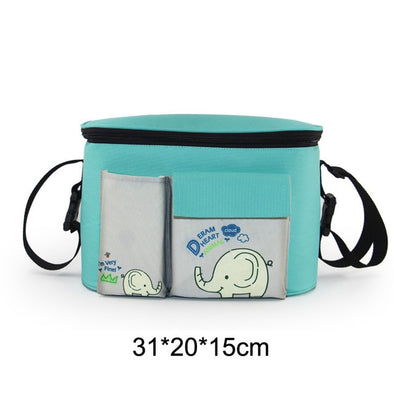 Insulated Stroller Bag