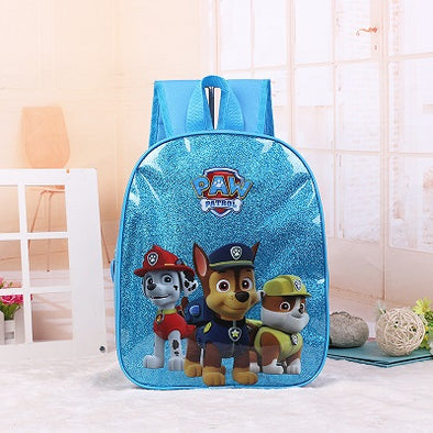 PAW PATROL Cartoon Print Backpack