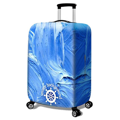 HMUNII Luggage Protective Cover