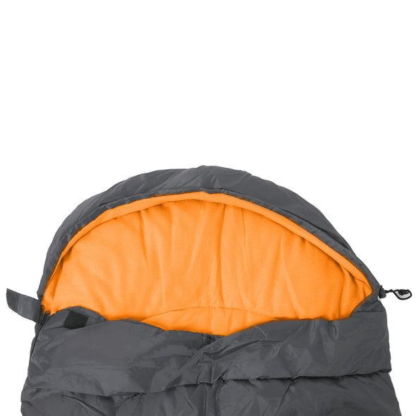 Orange Dog Sleeping Bag