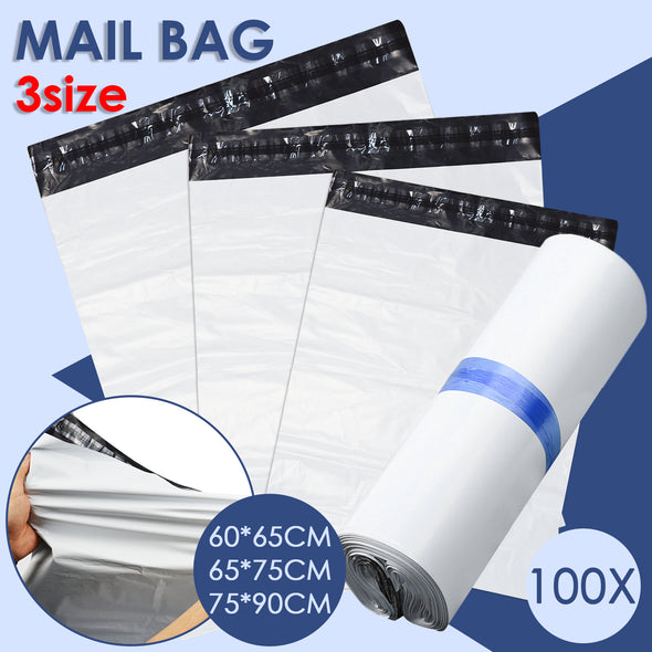 Poly Post Mailer Plastic Satchel