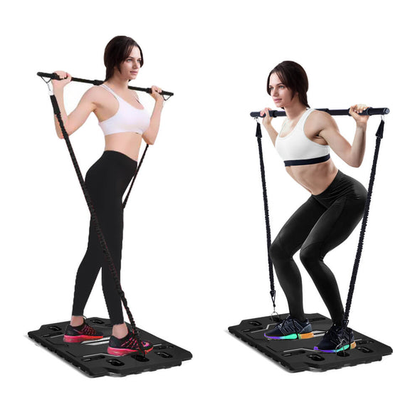 CENTRA Slim Portable Gym Trainer Plate Platform Body Shaper Exercise Fitness