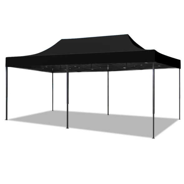 Mountview 3x4.5M Gazebo Outdoor Pop Up Tent Marquee Party Wedding Camping Canopy