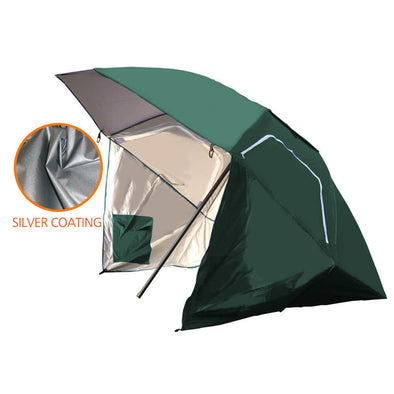 Portable Sun Shade Weather Shelter Umbrella Beach Pool Picnic Outdoor Camping
